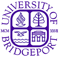 Logo: University of Bridgeport.